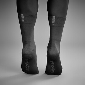 GripGrab Calcetines Ligeros Impermeables, black